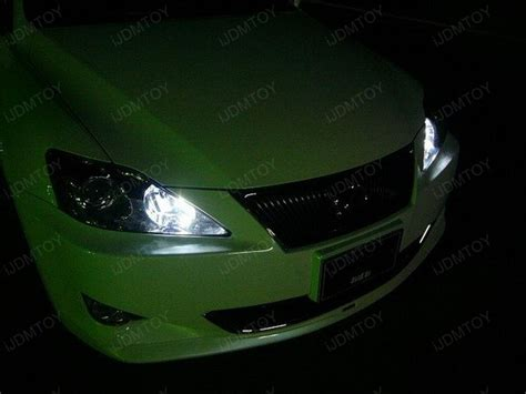 Parking Lights by Lexus Is250 With 168 Led Parking Lights Ijdmtoy For