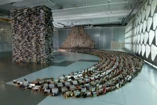 Upcycling Business Ideas - installation art
