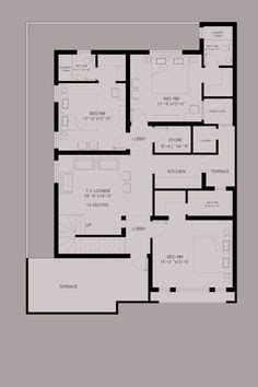 27x36 | 1000 square feet | 3.5 marla house plan and map