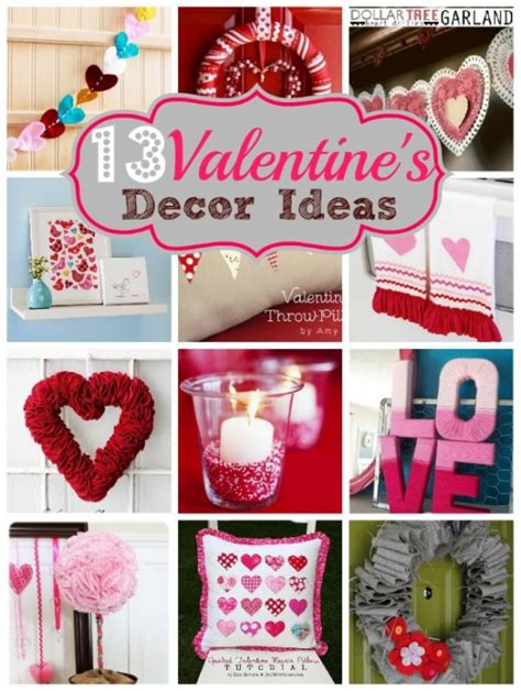 valentine s day decorating ideas home garden design