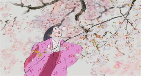princess kaguya the moving silent observe the wonders as they occur