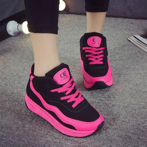 sport shoe sale sale pink sport casual shoes fashion pu