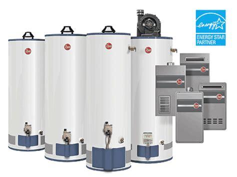 Plumbing Supply Okc by Rheem Tankless Water Heater Water Repair