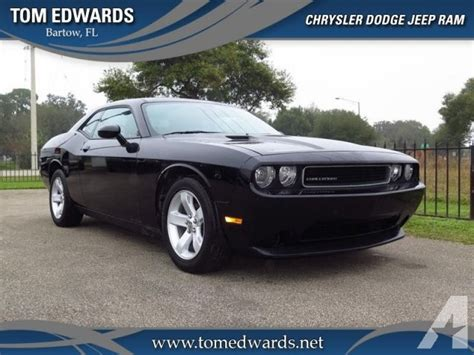 dodge challenger sxt for sale 2014 dodge challenger sxt bartow fl for sale in bartow