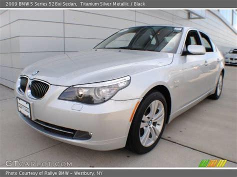 2009 bmw 528xi titanium silver metallic 2009 bmw 5 series 528xi sedan
