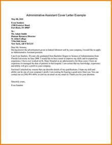 Cover Letter Exles Office Assistant by 7 Cover Letter Exle For Office Assistant Cashier Resumes