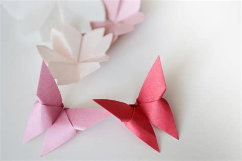origami butterfly tutorial tutorial origami butterflies scrap booking
