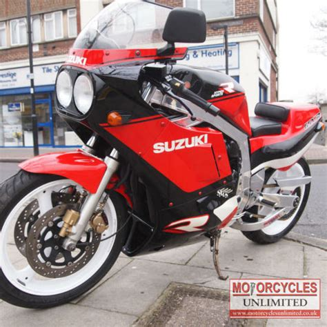 Vintage Suzuki Motorcycles For Sale Classic Suzuki Gsxr1100 J For Sale Motorcycles Unlimited