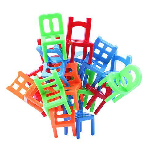 Mainan Tumpuk Kursi Keseimbangan Mainan Keseimbangan Mainan Edukasi 1 mainan tumpuk kursi keseimbangan multi color jakartanotebook