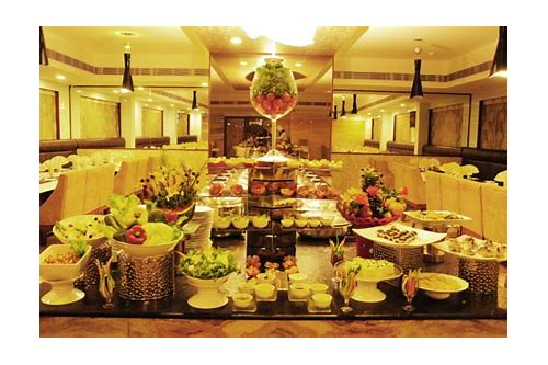 lunch buffet deals in omr chennai