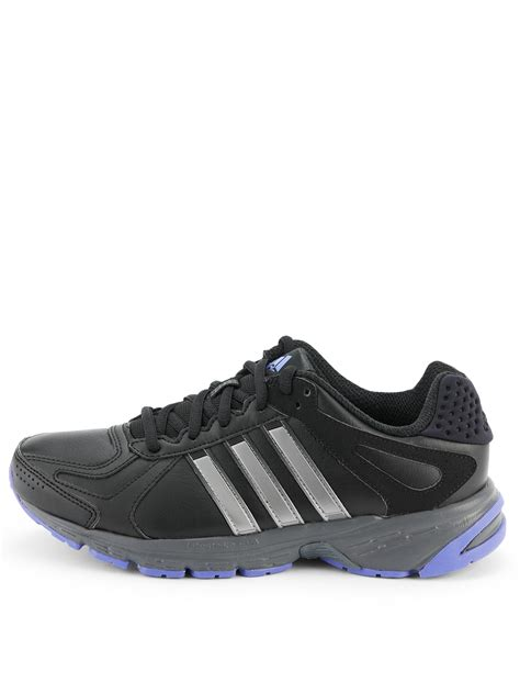 adidas leather sneakers adidas adidas duramo leather running shoes in black for