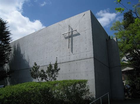 light and church church of the light by tadao ando archute