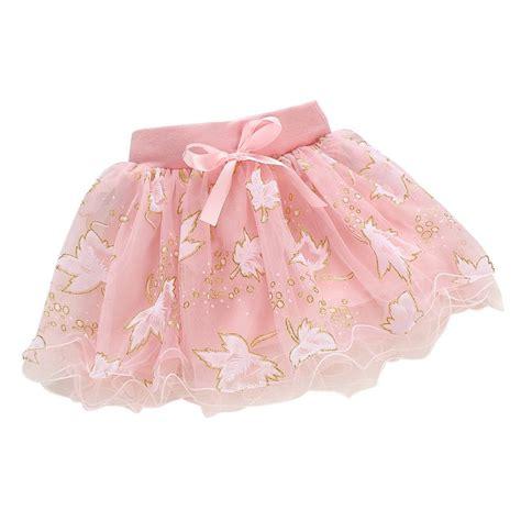 Pink Skirt Tutu Kaca lovely pettiskirt tutu baby skirt pink tulle