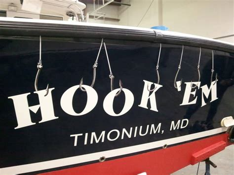 boat lettering signs boat lettering shore sign company