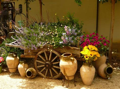 garden and home decor 25 fabulous garden decor ideas home and gardening ideas