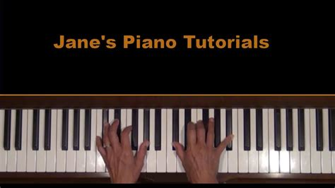 tutorial piano whitney houston i will always love you whitney houston piano tutorial