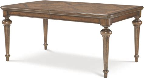 extendable table legs latham tawny brown extendable leg dining table from legacy
