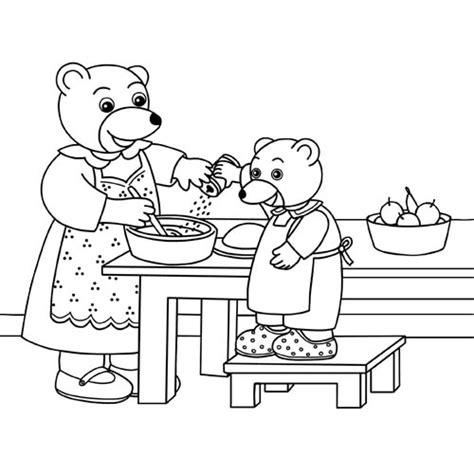 les gar輟ns dans la cuisine coloriages d objets cuisine page 2