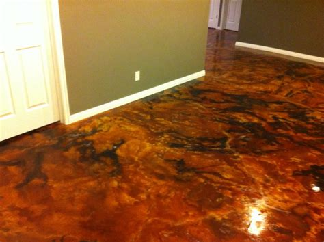 how to stain concrete floors for a traditional kitchen floor design indoor stained concrete floors cost concrete