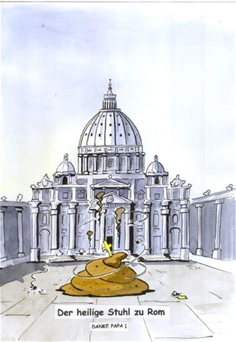 Der Heilige Stuhl Widmann Religion Toonpool