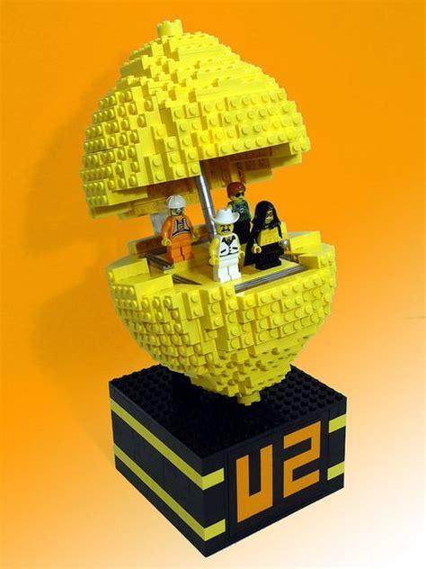 lemon u2 u2 lemon from popmart tour coolest use of legos ever