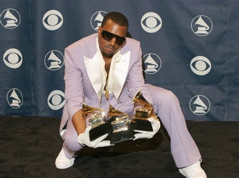 Kanye West Plans To Salute At Grammys by Headliners Kanye West Leads Grammy Nominations All