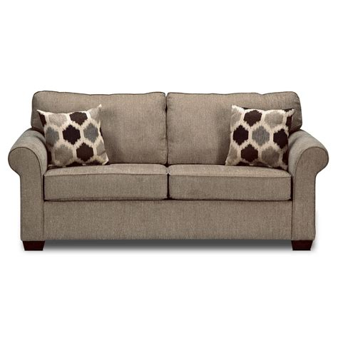 sleeper loveseat sofa furnishings for every room online and store furniture