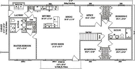 best of basic ranch style house plans new home plans design roosevelt v by wardcraft homes ranch floorplan
