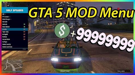 mod gta 5 rp gta 5 online mod menu 1 34 money glitch rp glitch best mod