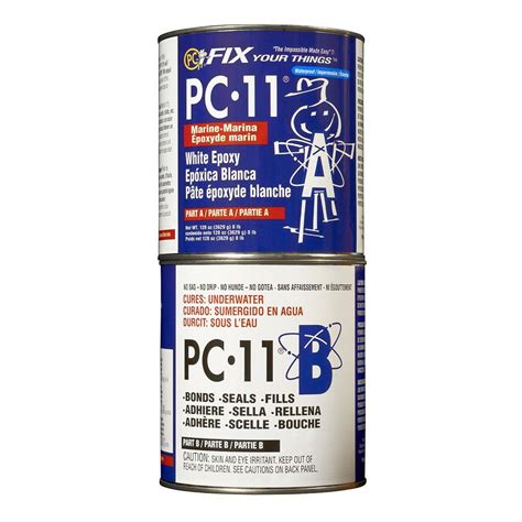 pc products pc 11 1 lb paste epoxy 160114 the home depot