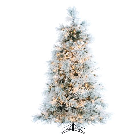 9 foot led tree 9 foot flocked tree lizardmedia co