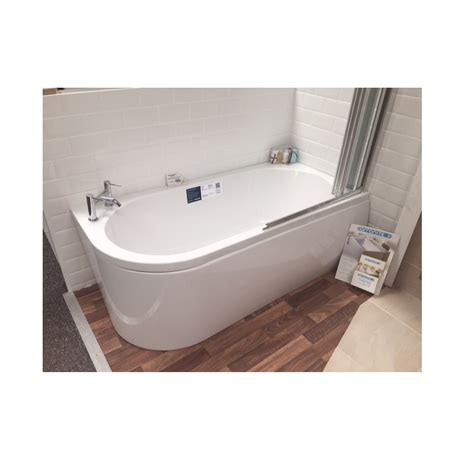 Shower Bath 1600 carron status 1600 x 725 carronite bath one stop bathrooms