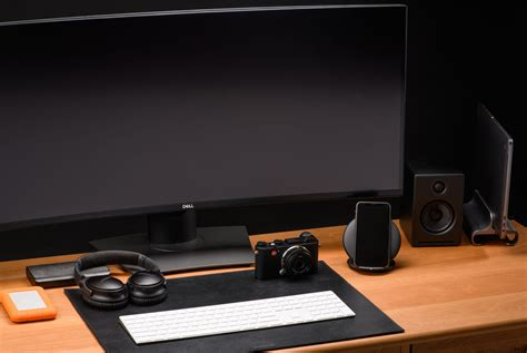 laptop desk setup the best apple desk setups for every person gear patrol