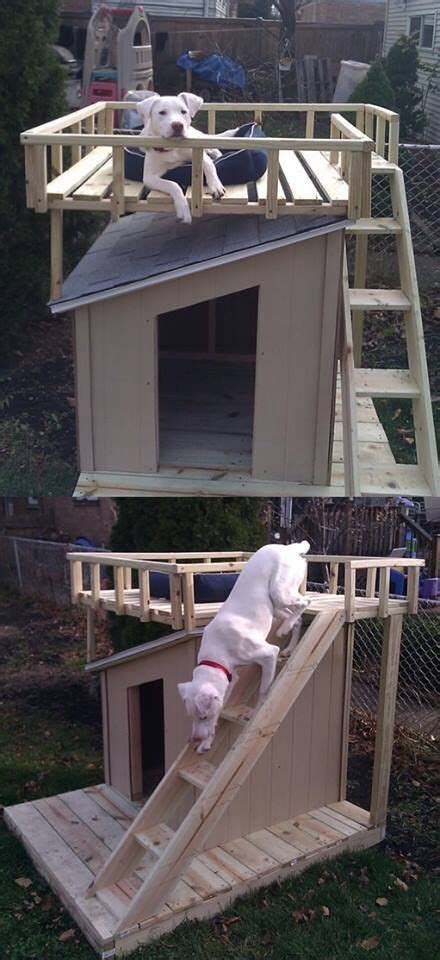 dog house with loft dog house with loft dog houses pinterest