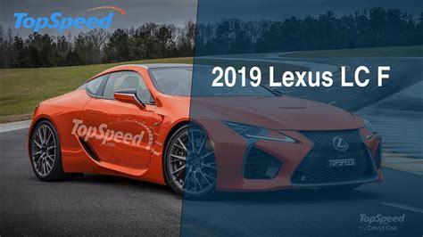 2019 Lexus Lc F by 2019 Lexus Lc F