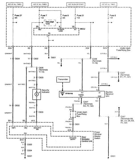 keyless entry wiring diagrams wiring diagram manual