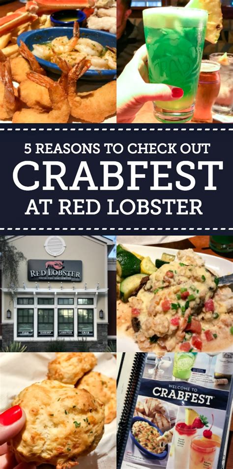 5 reasons to check out 5 reasons to check out crabfest at red lobster a night owl blog