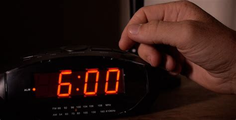 Alarm Clock alarm clock goes at 6am by dotkomrade videohive