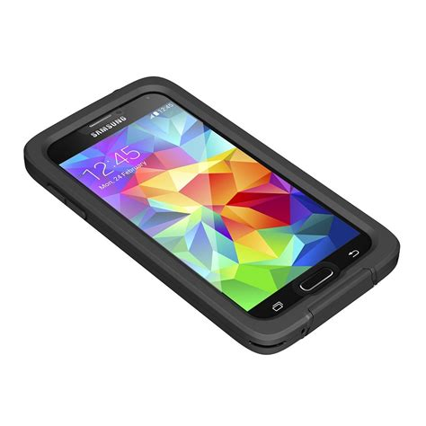 Lifeproof Fre Samsung S5 Black lifeproof fre for galaxy s5 black at mighty ape nz