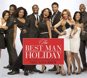 Best man holiday weekend results