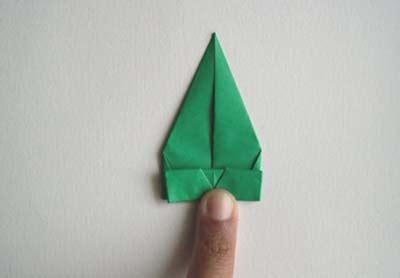 Hopping Frog Origami - hopping frog 绿面蛙蛙 百度空间