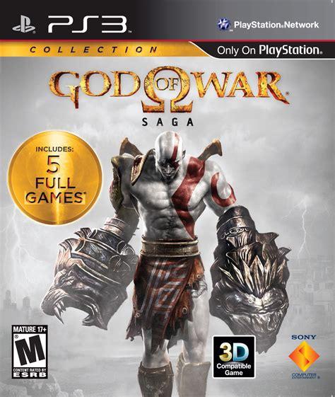 god of war saga playstation 3 ign