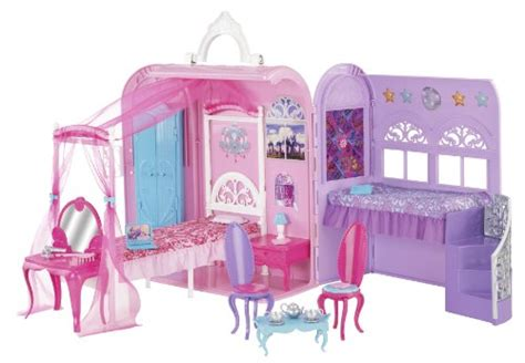 barbie princess and the popstar doll house barbie the princess and popstar playset buy online in uae toy products in the uae