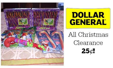 dollar general deal all christmas clearance 25