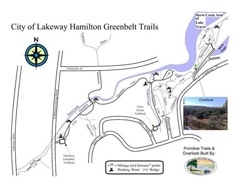 map of lakeway texas home page for friends of the parks