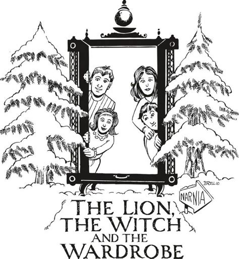 The The Witch And The Wardrobe Free by The The Witch And The Wardrobe Coloring Pages Coloring Home