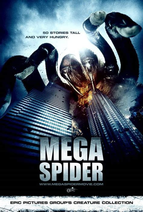 Mega Spider 2013 Film Mega Spider Reveals New Image