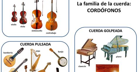 los instrumentos mi primer 8408110039 clasificaci 211 n de los instrumentos15 familia de