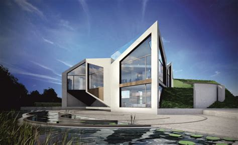 art design house state of the art design the dynamic d haus by the d haus