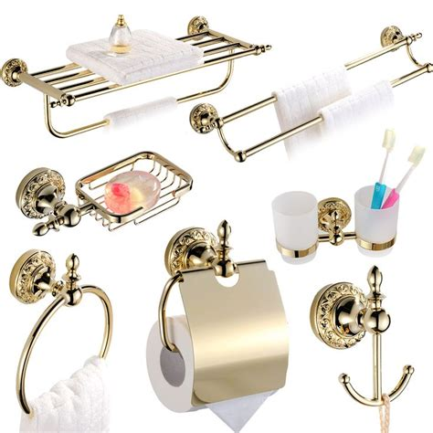 bathroom gold accessories 17 best ideas about gold bathroom accessories on pinterest